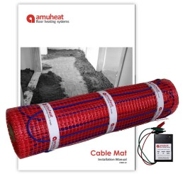 1.0m² In Screed Heating Kit 200W/m²