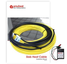 2.0m² In Slab Heating Cable Kit 150W/m²