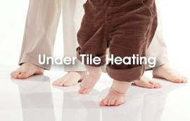 Under Tile Floor Heating Kits